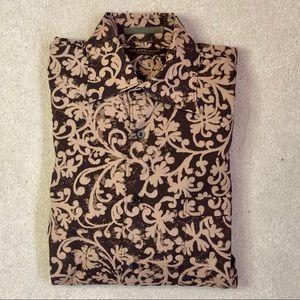 Tommy Bahama Island Soft Men's Button-Down Shirt.